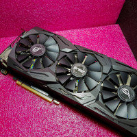 ASUS STRIX ROG GEFORCE GTX 1070 8GB DDR5 256BIT TRIPLE FAN FULLSET