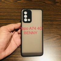Case Oppo A74 4G Case Softcase AeRo