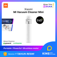 Xiaomi Mi Vacuum Cleaner Mini Portable Penyedot Debu 13000pa Suction