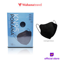 POKANA KN 95 6 -ply Earloop Surgical Face Mask Adult