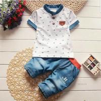 Baju Setelan Anak Laki-Laki Usia 2 3 4 Tahun Terb4ru Putih