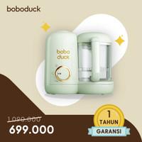 Boboduck 4 in 1 Baby Food Processor Blender Heater Mixer Steamer