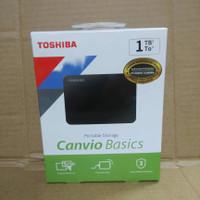 Toshiba Harddisk External 1Tb Canvio Basic