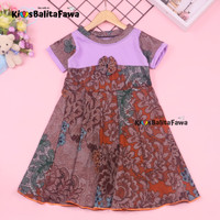 Dress Kelly 3-4 Tahun / Dres Pesta Murah Grosir Baju Balita Perempuan