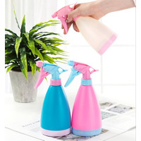 Semprotan Air Botol Semprot Tanaman Kaca Water Sprayer Kreatif 500ml