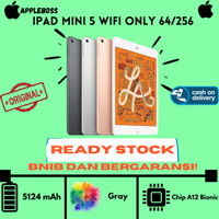 Apple New iPad Mini 5 2019 / 64 / WIFI ONLY GOLD GREY SILVER