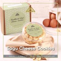 Hampers Eid Al Fitr MOZA - Traditional Sago Cheese Cookies