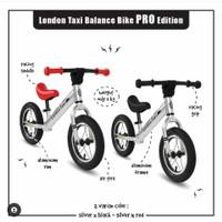 London Taxi Balance Bike Pro Edition pushbike