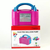 Pompa Balon Elektrik Listrik Electric Balloon Pump READY STOCK