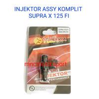 INJEKTOR ASSY KOMPLIT SUPRA X 125 FI YUZAKA