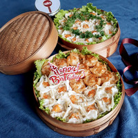 Hampers Dimsum Ayam Medium by Siomay Kribo