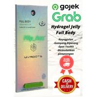 ANTI GORES JELLY HYDROGEL SAMSUNG A8 PLUS 2018 - ANTI SHOCK SCREEN