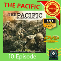 DVD Band Of Brothers & The Pacific