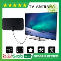 Antena Penguat Sinyal TV Digital Taffware DVB-T2 4K High Gain 25dB