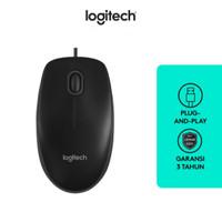 Mouse Kabel Logitech B100