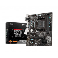 Motherboard MSI A320M Pro-VH (AM4, DDR4)