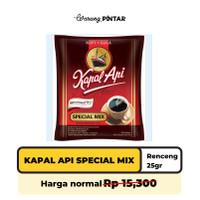 Kapal Api Special Mix Sachet 25 gr