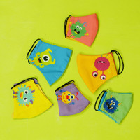 Pop Kidswear Monster Squad Series Couple Mask - masker kain
