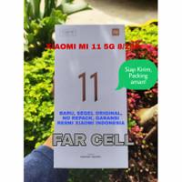 XIAOMI MI 11 5G 8/256 GARANSI RESMI XIAOMI INDONESIA BARU NO REPACK