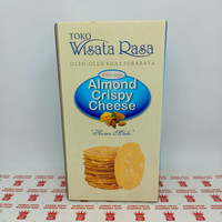 almond crispy wisata rasa surabaya