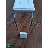 Dudukan Lampu Aquascape / Stand Lamp Stainless Steel kawat 3mm
