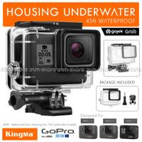 KingMa Original Waterproof Case 45M for GoPro Hero 5 / 6 / 7 Black