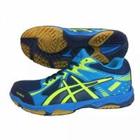 Sepatu Badminton Profesional Diablo - Biru, 39