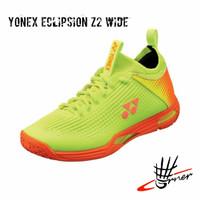 Sepatu Badminton Yonex SHB Eclipsion Z2 Z 2 Wide Acid Yellow Original