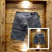 Celana Pendek Pria Surfing Distro Premium Pantai Santai - Abu-abu, 32