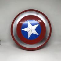 (Termurah)Tameng action figure captain america mini shield HQ