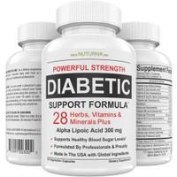 Obat Diabetes Herbal Diabetic Import Asli atasi diabetes kering basah