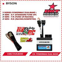 CDI Racing BRT POWER MAX Dual Band Yamaha BYSON Harian Bore Up Byson