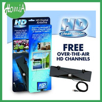 Antena TV Dalam Ruangan HD Clear Vission Antenna Digital Indoor Jernih