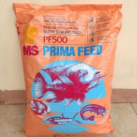 Pakan Benih Lele Gurame Nila/ Pelet Ikan PF 500 - 500 gr