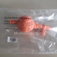Pipet Filler/Rubber Bulp/Ball Pipette/Bulb Karet/Bola Hisap MARIENFELD