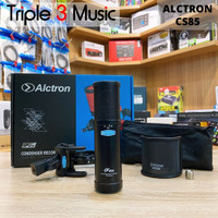 Alctron CS85 CS 85 mic Condenser multi pattern Triple 3 Music