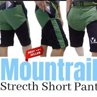 Celana Pendek Gunung Sepeda Mountrail Strecth not Pinnacle Avaress
