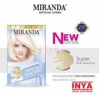 MIRANDA SUPER BLUE BLEACHING - SUPER DECOLORING 30gr+30ml