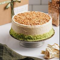Union Lapis Pandan Cake (Ramadhan/Lebaran/Ulang Tahun/Birthday)