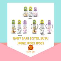 Baby Safe JP002 JP003 JP005 Botol Susu Bayi - JP002, Hijau
