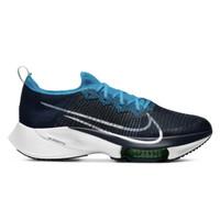Sepatu lari Nike Tempo Next% Black Light Blue Original Resmi