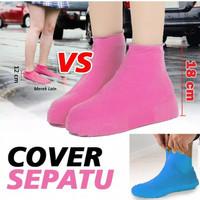 Cover Shoes diatas mata kaki/raincoat jas hujan sepatu karet anti air