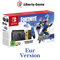 Nintendo Switch Special Edition / Limited Edition / Fortnite Edition