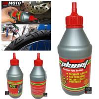 Planet Cairan ban tubles (anti bocor) Premium Tyre Sealant 350ML