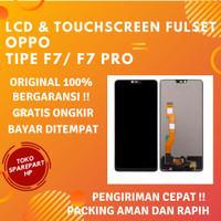 Lcd Oppo F7/F7 Pro Original Fullset Layar Lcd fulset + Touchscreen
