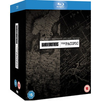 Band of Brothers / The Pacific Special Edition Gift Set Bluray
