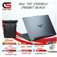Asus TUF FX506LU CORE i7 10870/RAM 8GB/512GB SSD/GTX1660Ti-6GB/15/OHS