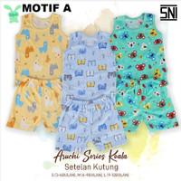 ARUCHI Setelan Kutung Singlet S M L ( 3 - 12 Bulan) Baju Bayi (PART 1)
