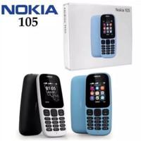 HP HANDPHONE NOKIA 105 JADUL DUAL SIM TERBARU SC - Biru