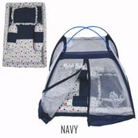 Kasur Bayi Kelambu Tenda Kolam Fiber Set Terbaru